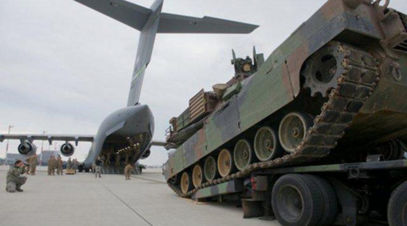 В Литва е донесена тежка техника от САЩ
