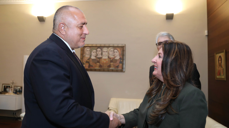 България и САЩ са съюзници и стратегически партньори, казва премиерът Борисов