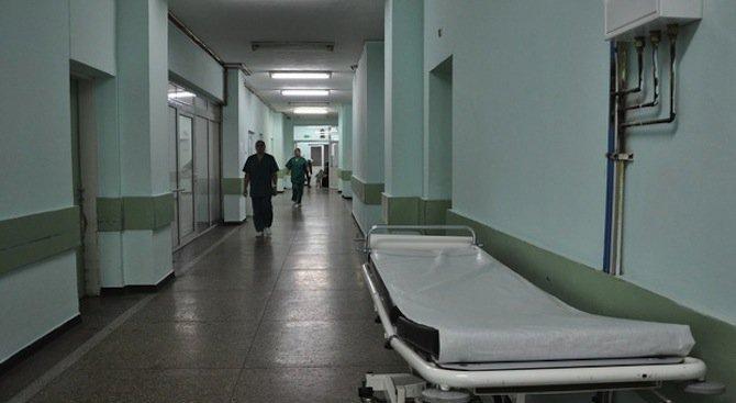 Мъж е откаран в болница, заради самозапалване
