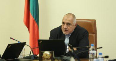 Борисов: Не сме издигнали само кандидат на ГЕРБ за главен прокурор