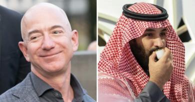 Саудитският принц хакнал мобилния телефон на Джеф Безос