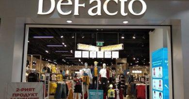 Турският бранд DeFacto стъпва в България