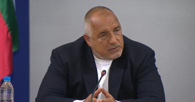 Бойко Борисов: Няма да има водна криза