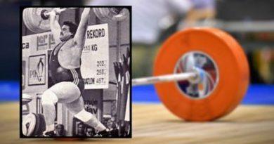Световният шампион по вдигане на тежести Антонио Кръстев е загинал в катастрофа!