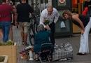 Жест на Румен Радев в центъра на София взриви социалните мрежи!