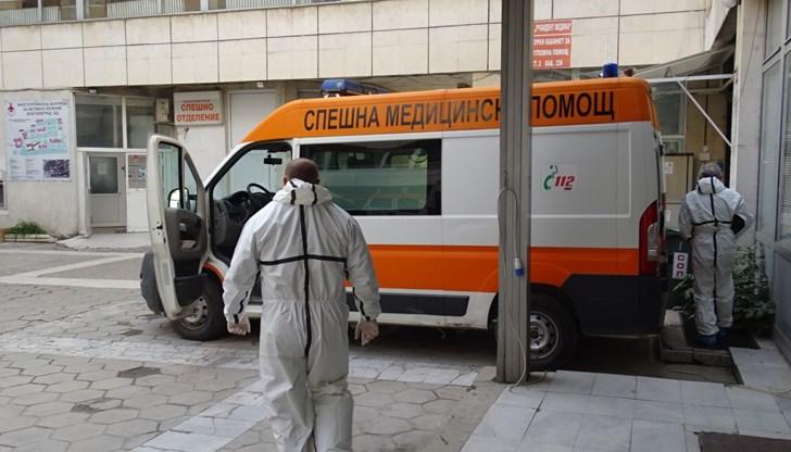 29-годишен мъж се хвърли от 5-я етаж на болница в Пловдив