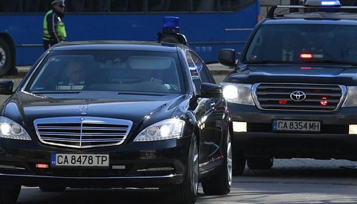"""Инцидент с колата на здравния министър на АМ """"Тракия"""""""