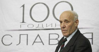 Почина бившият капитан на националния отбор и шеф на БФС Димитър Ларгов