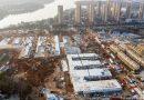 Вдигнаха за 5 дни болница с 1500 стаи в Китай
