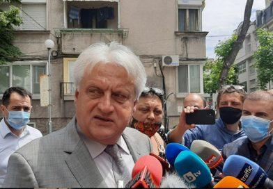 Бойко Рашков: Подслушвани са не само политици, но и протестиращи граждани